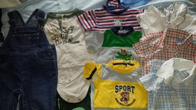 Baby boy clothes 6-9 months in Plainfield, Illinois