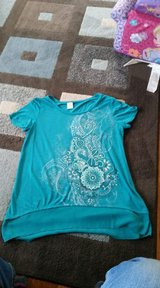 Misses teal dressy shirt in Fort Drum, New York