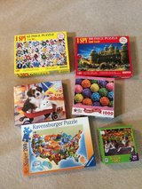 6 PUZZLES in Naperville, Illinois