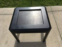 "Black Table 24""L x 26""W x 21"" T in Fort Knox, Kentucky"