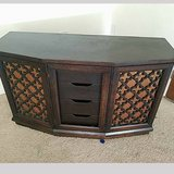 Antique buffet/dresser/tv stand in Los Angeles, California
