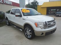 2009 Ford F150 Lariat ***22s, leather, loaded! FINANCING AVAILABLE**** in Bellaire, Texas