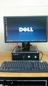 "Dell Optiplex 780 w/New Dell 22"" Monitor in Fort Campbell, Kentucky"