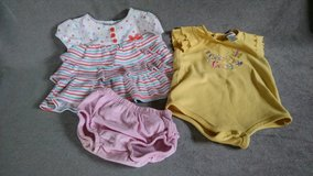 Baby Girl Clothes Size 6-9 Months in Lawton, Oklahoma