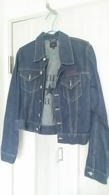 Tommy girl Denim jacket in Okinawa, Japan