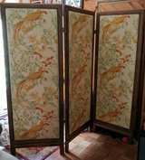 Upholstered 3 panel Room Divider in Westmont, Illinois