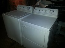 Maytag washer and dryer with warranty in Tacoma, Washington
