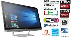 HP All-in-One PC Pavilion Touch PC in Yucca Valley, California