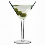 Anchor Ashbury Martini Glass (H037525) 10 oz (Case of 12) high-end quality glass in Hinesville, Georgia