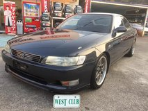 """HELTER SKELTER""- APR/1994 TOYOTA MARK II 1JZGTE TWIN TURBO/ ORIGINAL 5SPD in Okinawa, Japan"