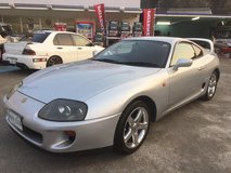"""QUICK SILVER""- JUNE/1995 TOYOTA SUPRA RZ TWIN TURBO/AUTO in Okinawa, Japan"