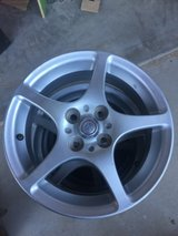 "15"" toyota mr2 spyder rims in Yucca Valley, California"