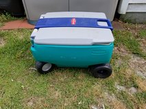 Large Beach Cooler on wheels in Camp Lejeune, North Carolina