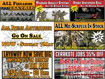 Cerakoting Sale in Fort Campbell, Kentucky