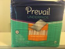 "Prevail underpads 30""x30"" 10 pack in Fairfield, California"