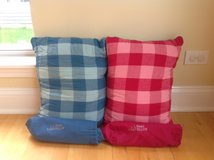 LL Bean Flannel Camp Pillows in Plainfield, Illinois