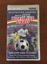 Destination Germany: Road to the World Cup Finals 2006, PSP in Fort Leonard Wood, Missouri