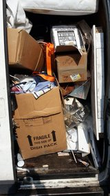 TRASH &JUNK REMOVAL /PCS/PICK UP /DELIVERY &LOCAL MOVING 015214776018 in Ramstein, Germany