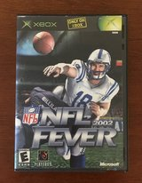 NFL 2002 Fever, Xbox in Fort Leonard Wood, Missouri