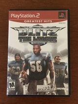 Blitz The League, PS2 in Fort Leonard Wood, Missouri