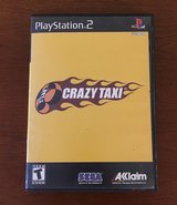 Crazy Taxi, PS2 in Fort Leonard Wood, Missouri