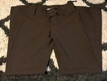 LaBelle brown dress pants size 3 in Fort Benning, Georgia