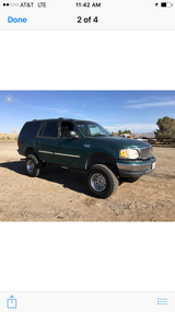 2000 Ford Expedition in Barstow, California