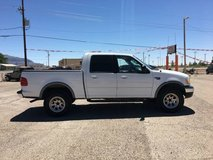 4x4! 2002  FORD F150 in Alamogordo, New Mexico