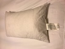 Pottery Barn Feather Pillow inserts x5 in Dothan, Alabama
