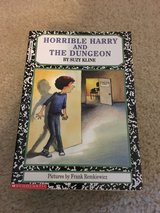 Horrible Harry and the Dungeon book in Camp Lejeune, North Carolina