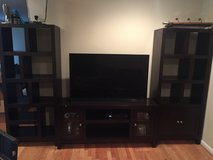 Entertainment Center with Dual Towers (High Quality) in Gainesville, Georgia