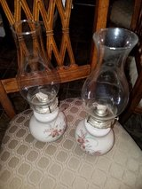 Floral / 2 Piece Oil Lantern Set in Fort Campbell, Kentucky