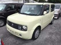 2004 Nissan Cube - Yellow - TINT - New Tires (Like Majority of Our Cars) - $ave! in Okinawa, Japan