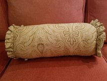 Accent Bolster pillow in Batavia, Illinois