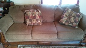 Love seat and couch...8 month old..ASHLY in Lawton, Oklahoma