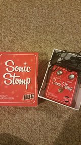 BBE Sonic Stomp Pedal in Joliet, Illinois