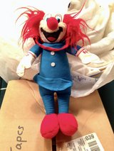 Bozo Doll from the 1990's in St. Charles, Illinois