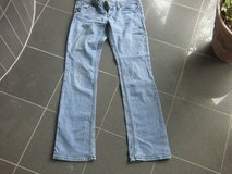 DKNY Jeans  Size 28R //Aeropostale jeans Size 3/4 bootcut in Ramstein, Germany