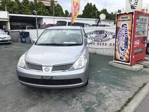 2004 Nissan Tida - RIMs - NAVI - Clean - Runs Great - Compare & $ave! in Okinawa, Japan