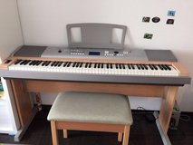 110v Yamaha electric Piano including chair in Stuttgart, GE