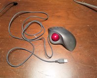 Computer Mouse WIRED Gamer Thumb Roll Ball in Houston, Texas