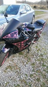 2008 yahama yzf r6 in Fort Knox, Kentucky