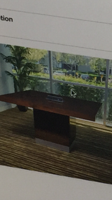 BRAND NEW Office Table in Naperville, Illinois