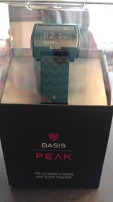 Basis PEAK fitness and sleep tracker new in box in Naperville, Illinois