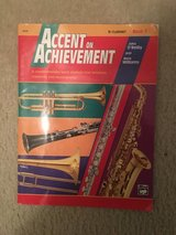 Accent on Achievement - Clarinet  Book 2 in Camp Lejeune, North Carolina