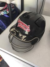 Easton softball helmet in Naperville, Illinois
