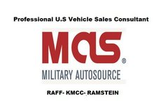 Military Car Sales, Overseas- Tax Free, PCS TDY in Edwards AFB, California