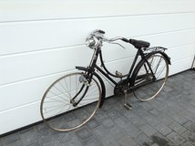 Phillips Antique Bicycle in Ramstein, Germany