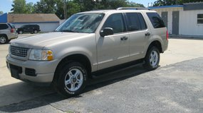 2004 FORD EXPLORER XLT 3RD ROW SEAT in Moody AFB, Georgia