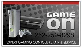 Game console repair service in Cherry Point, North Carolina